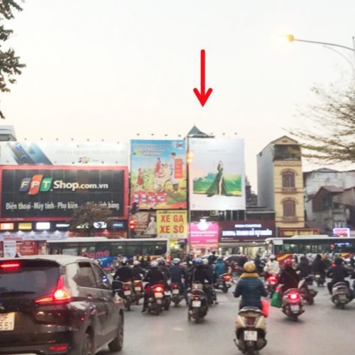 billboard le duan ha noi